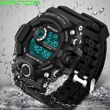 Sports Watches for Men Waterproof S Shock Military Watch Man Luxury Brand Electronic Digital Clock Male Watch Relogio Masculino