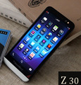 "Z30 BlackBerry Z30 phone Original and unlocked with black color  5.0""touchscreen Dual-core 8MP+2MP Camera, Free Shipping"