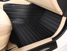 Sin olor impermeable XPE antideslizante envolvente completo esteras del piso del coche para volvo c30 s40 s60 s60l s80 s80l v40 v60 xc60 xc90 5 asientos