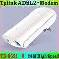 Tp-link ADSL Modem TD-8621 24 M de Alta Velocidad A Internet DSL Modem ADSL 2 + con Puerto LAN, Tp-link TD-8621, NO Paquete de la Caja de Color, PROM5