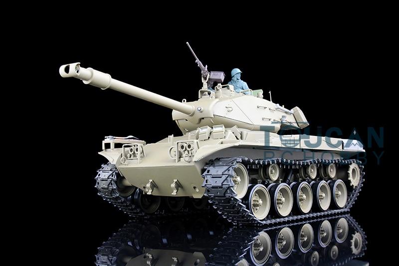 2.4Ghz HengLong 1/16 USA Walker Bulldog RTR RC Tank Model Plastic Ver Sound 3839 все цены