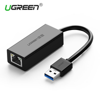 Ugreen USB 3 0 Gigabit Ethernet Adapter USB To Rj45 Lan Network Card For Windows 10