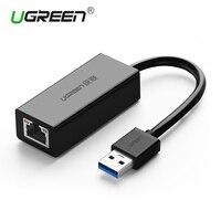 Ugreen USB 3 0 Gigabit Ethernet Adapter USB To Rj45 Lan Network Card For Windows 10
