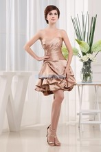 free shipping new style 2014 designer gown brides made dress maid dresses short mini sexy evening for plus size