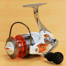 Vivid-worlD YUMOSHI 13BB Metal main body Foot EVA handle Spinning reel Saltwater Fishing reel Sea spinning reel carp Rod Combo