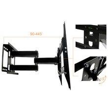 Плазменный LCD LED-Телевизор настенный кронштейн крепления Tilt поворотный 23 37 40 42 46 48 50 52 60, продается только в Соединенном Королевстве.