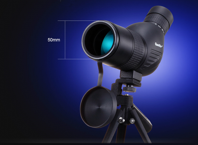 High magnification high definition light mm monocular