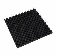 36pcs 50 50 2 5cm PU Egg Crate Soundproof Foam Sponge
