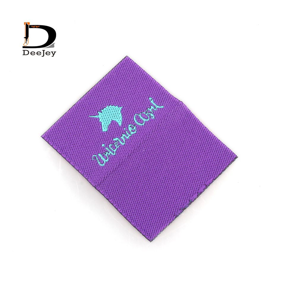 Personal Custom Clothing Labels For Apparel Sewing And Fabric Bag/Shoes Non-Woven Garment Main Labels 1000pcs/Lot Fold Labels