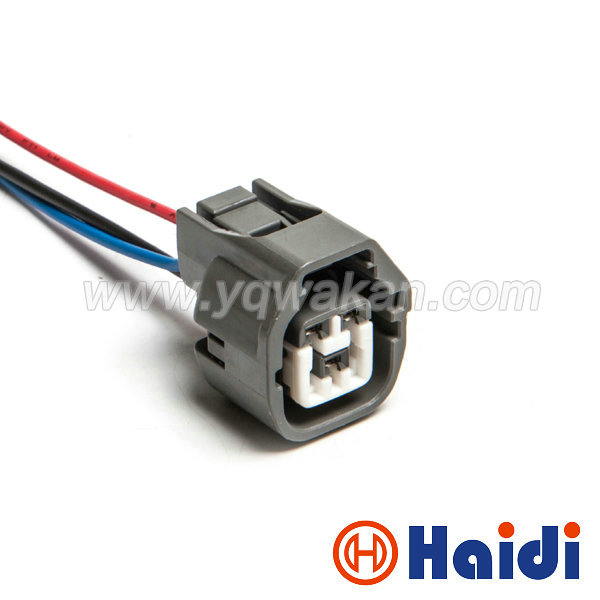 free shipping 3pin auto waterprofemale modern elantra ... 3 wire ignition coil connector harness