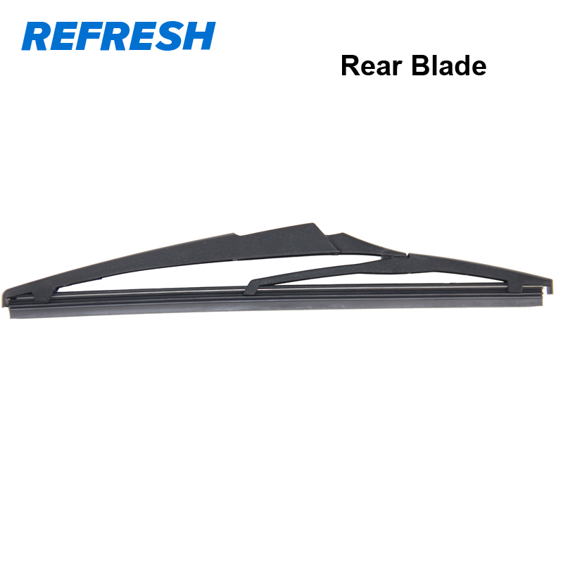 Image 4 - REFRESH Windscreen Wiper Blades for Renault Captur ( Kaptur ) Fit Bayonet Arms / pinch tab arms 2013 2014 2015 2016 2017 2018-in Windscreen Wipers from Automobiles & Motorcycles