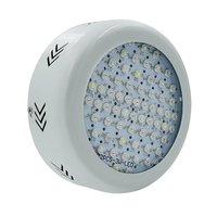 Led Wachsen Licht Gesamte Spektrum 150 Watt UFO 50led Led Wachsen Licht Indoor Hydroponics für pflanzen Blüte beleuchtung 110 zu 240 v-in LED-Wachstumslichter aus Licht & Beleuchtung bei