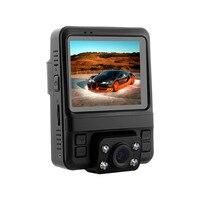 Azdome GS65H Car DVR Novatek 96655 Dual Camera GPS Tracker HD 1440P Night Vision Dual Lens Dash Cam 150 Degree Angle Lens DVR