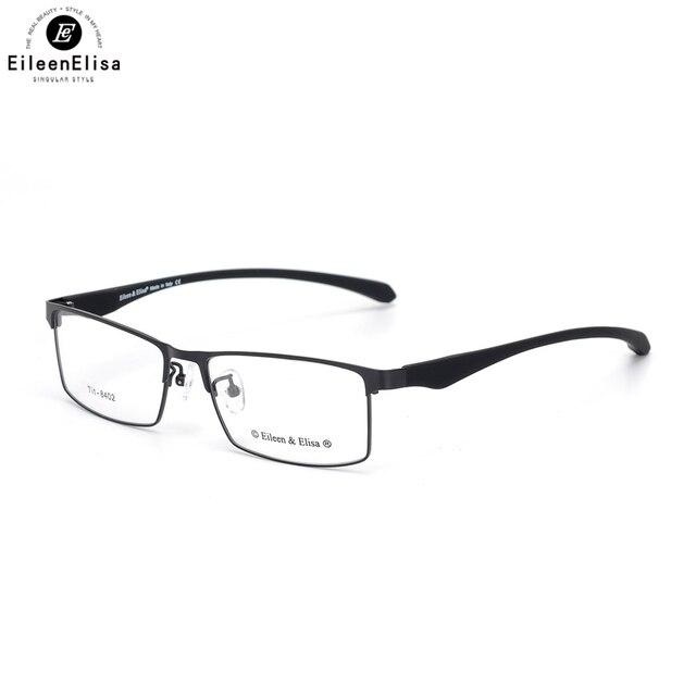 6d4092c49e5 Ee modo titanium occhiali cornice del progettista di marca occhiali ottici  uomini memoria montature per occhiali