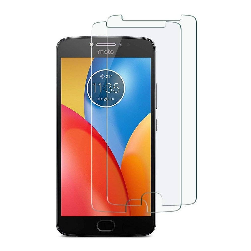 9H 2.5D Tempered Glass For Motorola Moto E4 Plus Screen Protector Protective Glass For Moto E4 Phone Film Tempered Glass Cover image