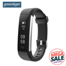 Pedometer Bluetooth Fitness Tracker IOS Android Smart Watch