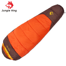 JungleKing New winter heavy padding hollow cotton camping sleeping bags outdoor mountaineering travel special  bags sports 1700g jungleking 2017 new men and women sports and leisure bags 45l outdoor mountaineering bags outdoor camping backpacks shoulder bag