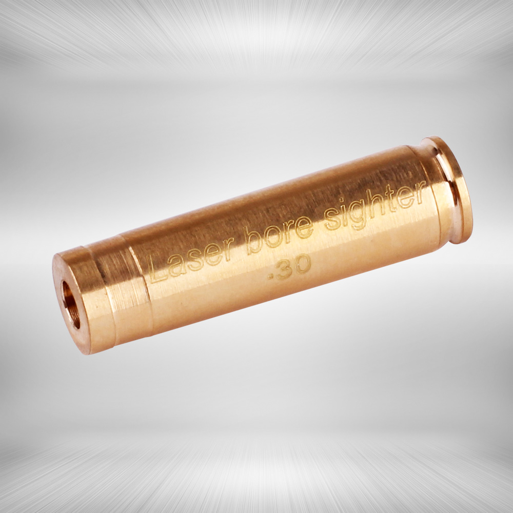 Ohhunt CAL.30 Cartridge Red Laser Bore Sighter Boresighter Sighting Sight Boresight Colimador For Rifle