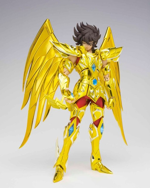 Original Bandai saint seiya myth cloth Tamashii Nations saint seiya Sagittarius Aiolos Omega metal pvc action figure