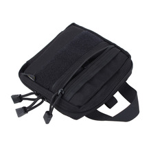 Large Capacity Molle Tactical Military EDC Utility Tool Bag Hunting Waist Phone Bag Pack Outdoor Sport Medical First Aid Pouch