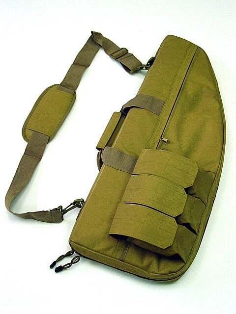 Black tan green 70cm Nylon Rifle bag Gun Bag Tactical Gun bags for Outdoor War Game Activities Rifle gun bag