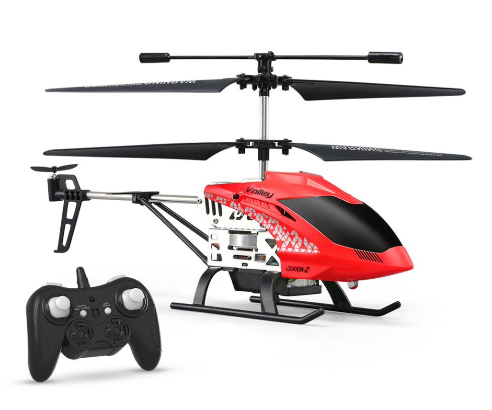 JJR/C JJRC JX01 MINI RC Helicopter Aircraft with Altitude Hold Gyroscope LED Light radio Remote Control Toys Plane for boys flash rc led light kit for rc helicopter airplane aeroplanes aircraft plane realistic 8 led lighting system