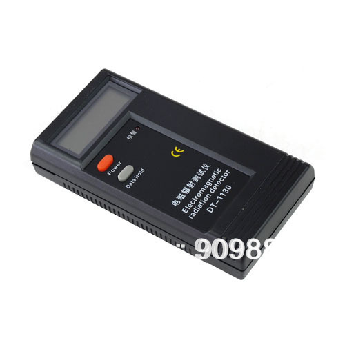 Marque Numérique Détecteur de Rayonnement Électromagnétique Capteur Indicateur Emf Tester gamme de Fréquence: 50 MHz-2000 MHz DT-1130