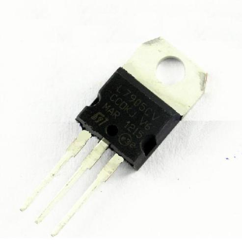 10 pcs NEW IC L7905CV L7905 7905 TO-220 Voltage Regulator 5V new