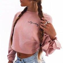Fashion Women Ladies Long Sleeve Hoodies Sweatshirt