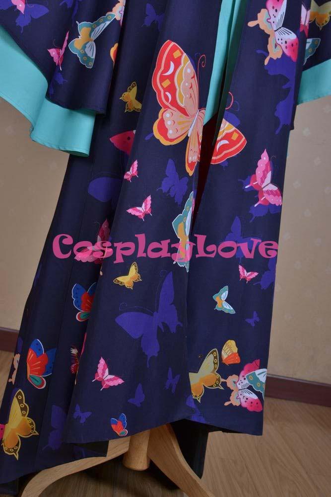 Kamisama Love Hajimemashita Nanami Momozono Kimono Cosplay Costume (5)
