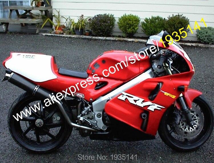 Hot Sales,For Honda RVF400R MC35 1994-1998 RVF35 RVF 400 R NC35 94 95 96 97 98 Red Black White Aftermarket Motorcycle Fairing