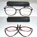 Optical Custom made optical lenses TR90 New material Memory full-rim red LARGER Frame Reading glasses +1 +1.5 +2+2.5 +3  to+6