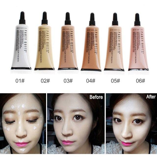 Liquid Concealer Stick For Black Or Oily Sensitive Skin Pro Best Under Eye Concealer Light ...