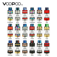 VOOPOO UFORCE T1 3.5ml Tank Subohm Atomizer adopts New Mesh N1 Coil for Massive Clouds & Optimal Flavor for Vape e Cigarette MOD