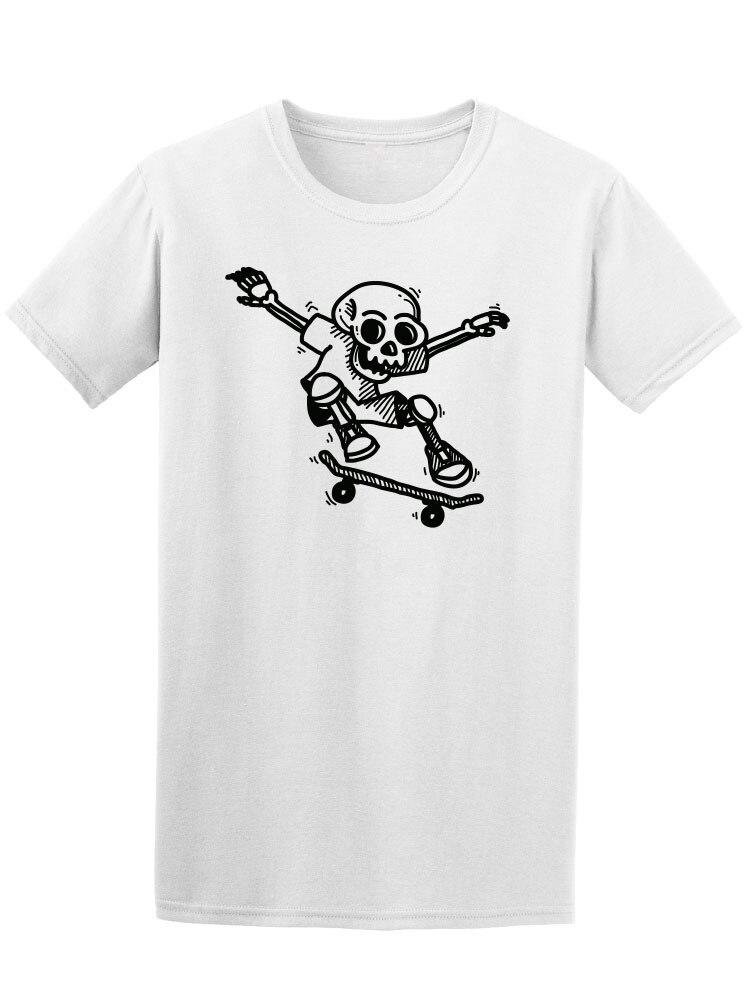 Kids Youth Cool Panda Skull Head Customized O-Neck T-Shirt Tee for Girls Black