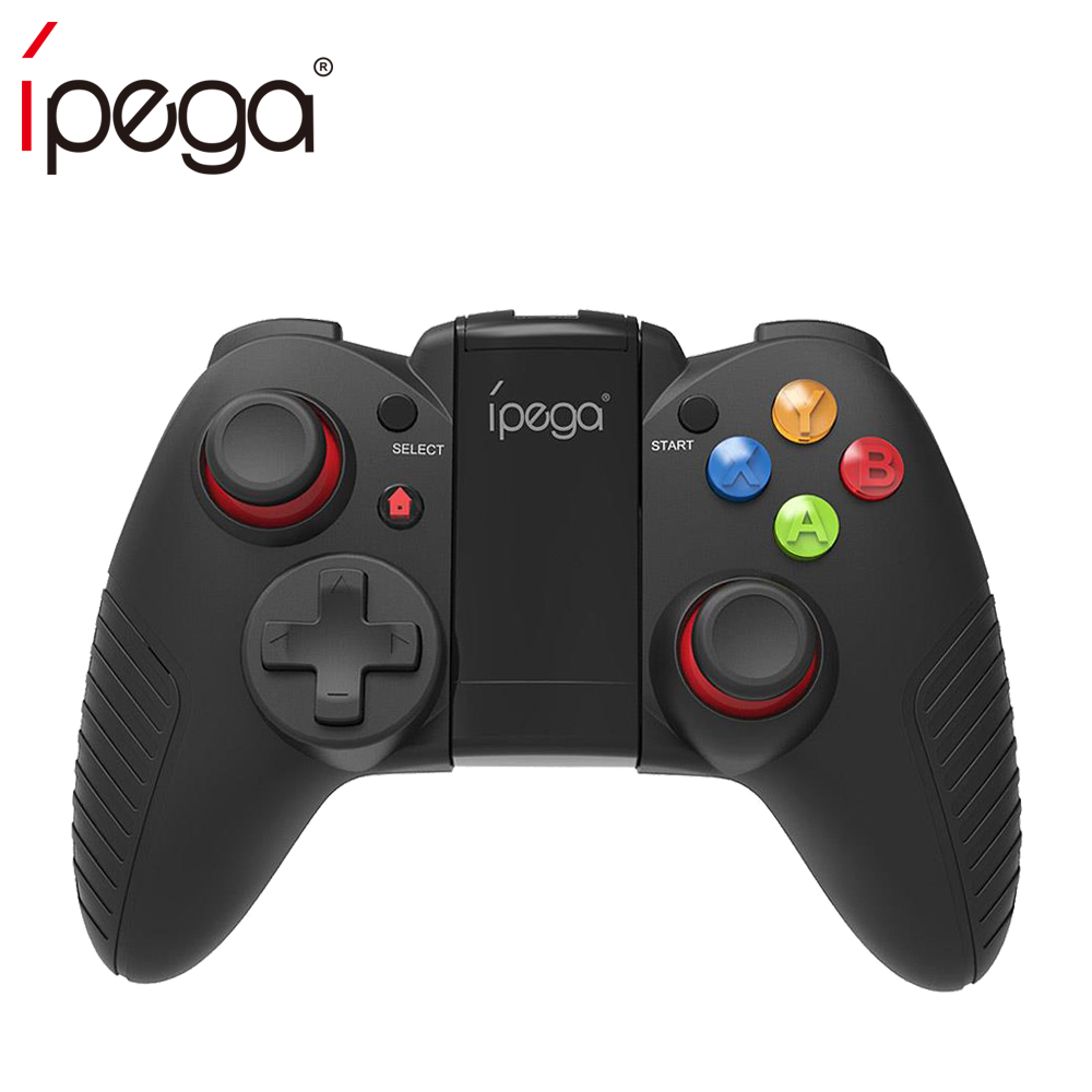 IPEGA PG-9067 Dark Knight Wireless Bluetooth Game Controller Gamepad Joystick for Xiaomi Samsung Huawei Android TV Box PC смартфон samsung galaxy s9 фиолетовый 5 8 64 гб nfc lte wi fi gps 3g sm g960fzpdser