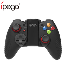IPEGA PG-9067 Darkish Knight Wi-fi Bluetooth Sport Controller Gamepad Joystick for Xiaomi Samsung Huawei Android TV Field PC