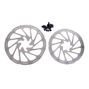anrancee centerline bike bicycle MTB disk brake rotor with 6 bolt 160mm 180mm 1 pcs
