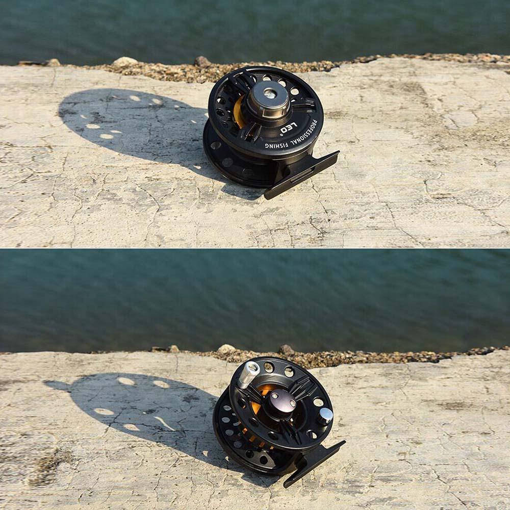 Re 3BB Ball Duke Duke Full Metal Fluturues Peshku I rrumbullakët Ish - Peshkimi - Foto 3