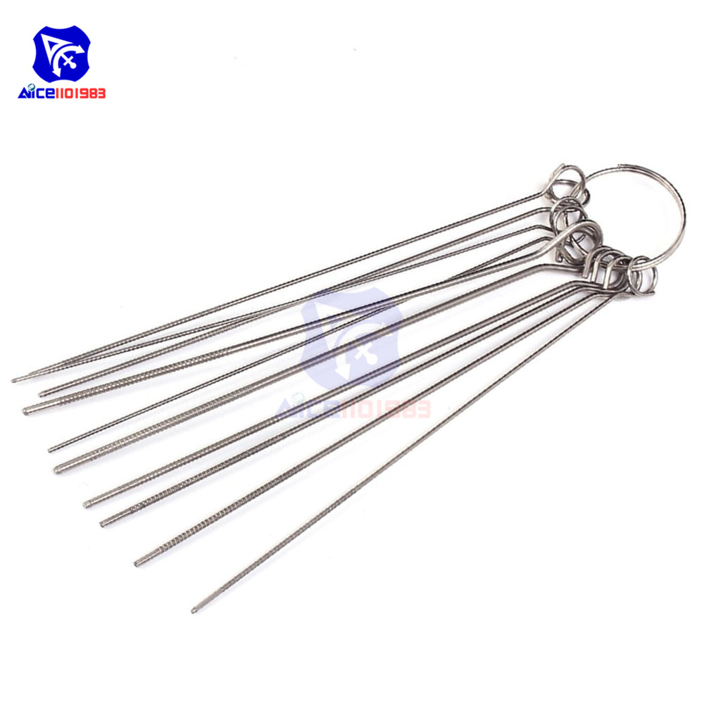 aliexpress com   buy 10 kinds stainless steel needle set