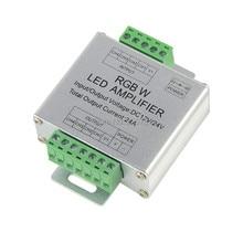 цена на 24A RGBW Amplifier input DC12-24V for RGBW LED strip lights input 576W