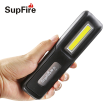 Supfire G6  Work Lamp Portable Flashlight Car Repairing LED Light Office Homework Flashlight Torch Light S063