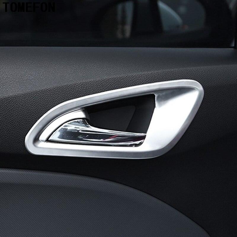 Car Styling 4pcs For Chevrolet Cruze 2017 2018 Matte