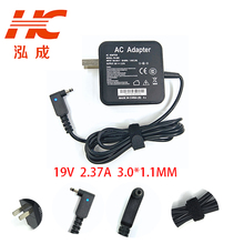 US 19 V 2.37A 3,0*1,1mm 45W laptop charger for Asus Zenbook UX21 UX21E UX31 UX31E UX31K UX32 UX42 ADP-45AW N45W-01 power adapter цена и фото