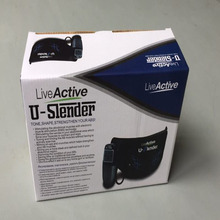Liveactive U-slender Tone Shape Streng Then Your Abs Free Shipping