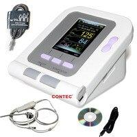 CONTEC Neonate/Infant Blood Pressure Monitor CONTEC08A,Infant SPO2 PR Probe,CD
