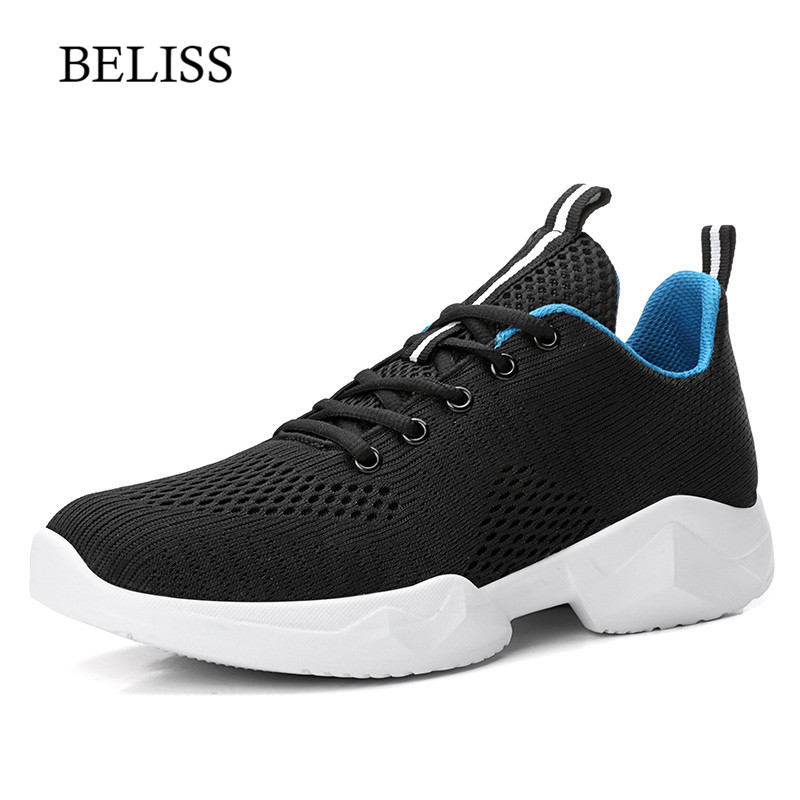 BELISS 2019 Flats Shoes Women Loafers Breathable Women Sneakers Shoes Flats Women s Loafers Female Moccasins