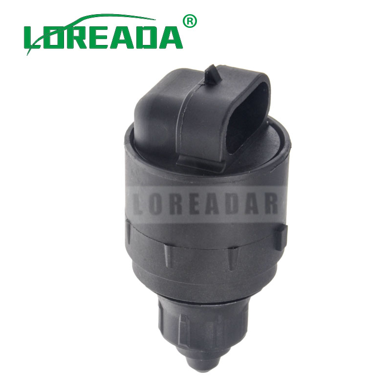 Loreada Idle air Control Valve IAC IACV Stepper motor For Renault Clio Twingo Kangoo KM84059 IB04/00 IB0400 28222556 40481202 dsfvw003 idle air speed control valve iac 034133455 35150 22000 0280140505 for vw gold jetta audi hyundai