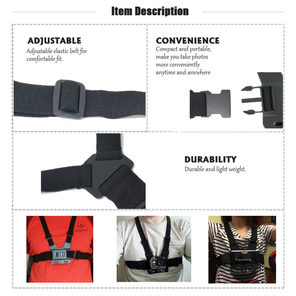 Accessories-Set-For-Gopro-Hero-6-5-Chest-Mount-For-Go-pro-Hero-5-Float-Grid (2)