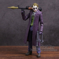 SHF Joker The Dark Night PVC Action Figure Collectible Model Toy